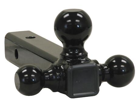 Buyers Tri-Ball Receiver Hitch Hitches & Towing Nationwide Trailers Parts Store