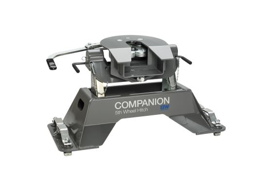 B&W Companion 20K Fifth Wheel Hitch (Ford OEM Puck System) Hitches & Towing Nationwide Trailers Parts Store