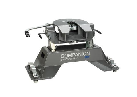 B&W Companion 20K Fifth Wheel Hitch (Ford OEM Puck System)