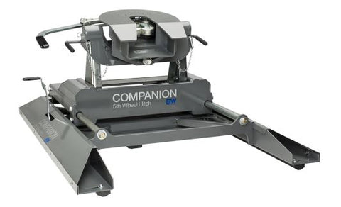 B&W Companion Slider 20K Fifth Wheel Hitch
