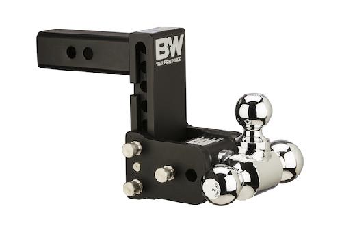 "B&W Tow & Stow 2.5"" Hitch Hitches & Towing (FS) Nationwide Trailers Parts Store"