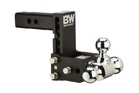 "2.5"" B&W Tow & Stow Hitch"