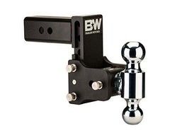 "B&W Tow & Stow 3"" Hitch Hitches & Towing Nationwide Trailers Parts Store"