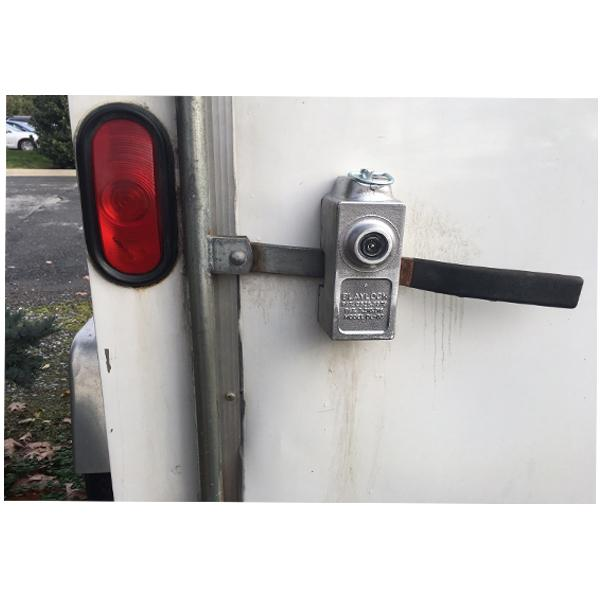 Cargo Door Lever Lock Trailer Safety, Security, & Accessories Nationwide Trailers Parts Store
