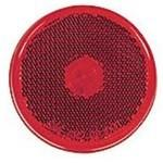 "Clearance Light, 2-1/2"" Red Lights & Electrical Nationwide Trailers Parts Store"
