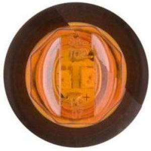 "Clearance Light, Mini, 3/4"" Amber Lights & Electrical Nationwide Trailers Parts Store"