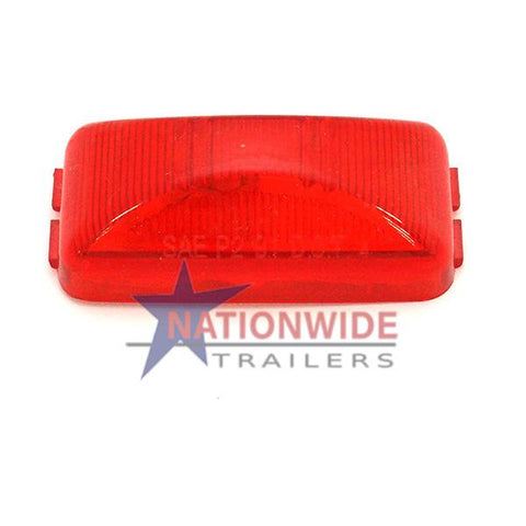 Clearance Light, Mini Thinline, Red Lights & Electrical Nationwide Trailers Parts Store