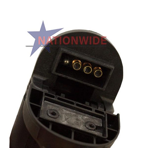 Connector Socket w/ Mounting Bracket- 7-Way & 4-Way Trailer - Vehicle End