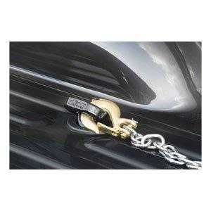 Curt Gooseneck Hitch Ball & Safety Chain Anchor Kit (Dodge OEM Puck System)