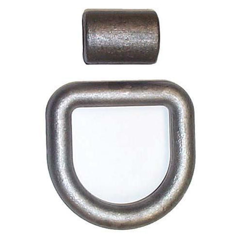 "D-Ring & Collar, 3/4"" Cargo Control Nationwide Trailers Parts Store"