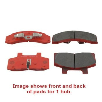 Disc Brake Pad, Kodiak (7K-8K) Brakes Nationwide Trailers Parts Store