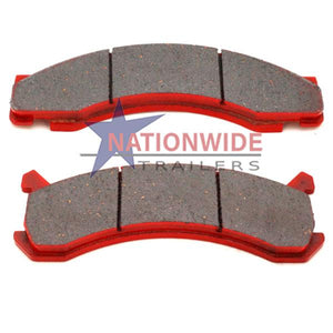 Disc Brake Pad, Kodiak (AL-KO 10K-12K / QRG 12K) Brakes (FS) Nationwide Trailers Parts Store