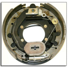 "Electric Brake Assembly, Self Adjusting 12.25"" x 5"" - 12K-16K (QRG) Brakes Nationwide Trailers Parts Store"