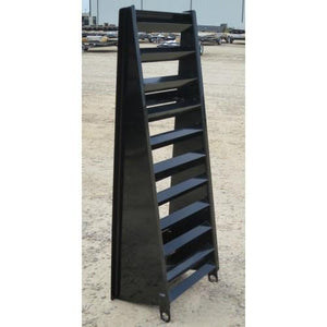 Flip-over Ramp - Standard Gooseneck Dovetail Ramps Nationwide Trailers Parts Store