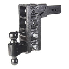 "Gen-Y Adjustable Hitch w/ Dual Ball & Pintle, 9"" Drop/Rise, 32K Hitches & Towing (FS) Nationwide Trailers Parts Store"