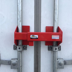 Heavy Duty Cargo Door Lock Trailer Safety, Security, & Accessories Nationwide Trailers Parts Store
