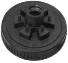 "Hub & Drum 5.2-6K 6 on 5 1/2"" - 1/2"" Studs Axle Components Nationwide Trailers Parts Store"
