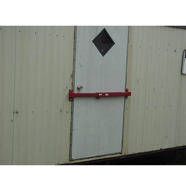 Job site Office Door Lock Trailer Safety, Security, & Accessories Nationwide Trailers Parts Store