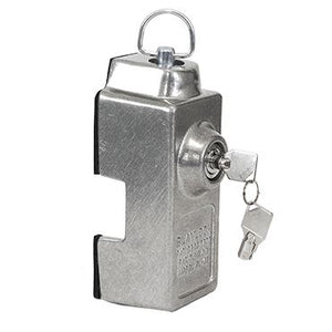 Latch & Bolt Lock - Enclosed Trailer Trailer Safety, Security, & Accessories Nationwide Trailers Parts Store