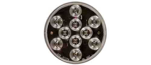 "LED Light, Utility, 4"" Clear Lights & Electrical Nationwide Trailers Parts Store"