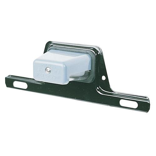License Tag Bracket w/ Light Lights & Electrical Nationwide Trailers Parts Store