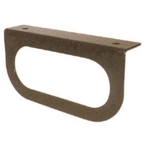 "Light Mounting Bracket, 6-1/2"" Oblong, Steel Painted Lights & Electrical Nationwide Trailers Parts Store"