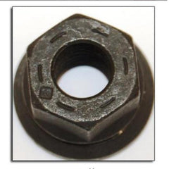 Lug Nut, 5/8″ - 18 Swivel Flange - 10K Wheels & Fenders Nationwide Trailers Parts Store