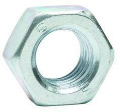 "Nut, 7/16""-20 Hex Zinc GR2 Hardware Nationwide Trailers Parts Store"