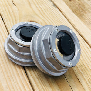 Oil Cap, Aluminum HD, Large 10K HD - 15K Dexter Axle Components (FS) Nationwide Trailers Parts Store