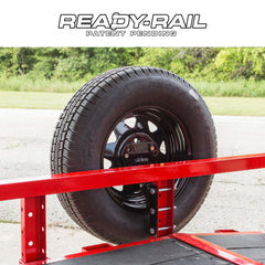 Spare Tire Mount for Ready Rail