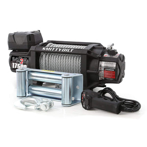 Smittybilt 97517 X2O Waterproof Winch, 17500 lb. Winches Nationwide Trailers Parts Store