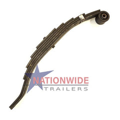 Spring, Slipper 6 Leaf, 12K Suspension Nationwide Trailers Parts Store