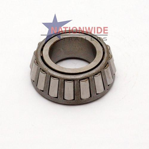 Tapered Roller Bearing 02475 Axle Components Nationwide Trailers Parts Store