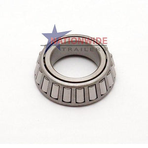 Tapered Roller Bearing LM67048 Axle Components Nationwide Trailers Parts Store