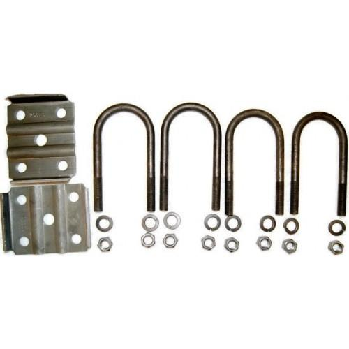 "U-Bolt Kit, 2-3/8"" 3.5K Axle Suspension Nationwide Trailers Parts Store"
