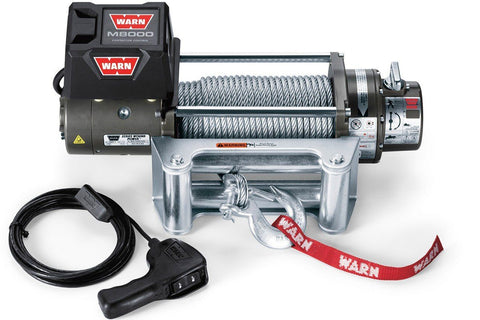 Warn Winch - M8 Winches Nationwide Trailers Parts Store