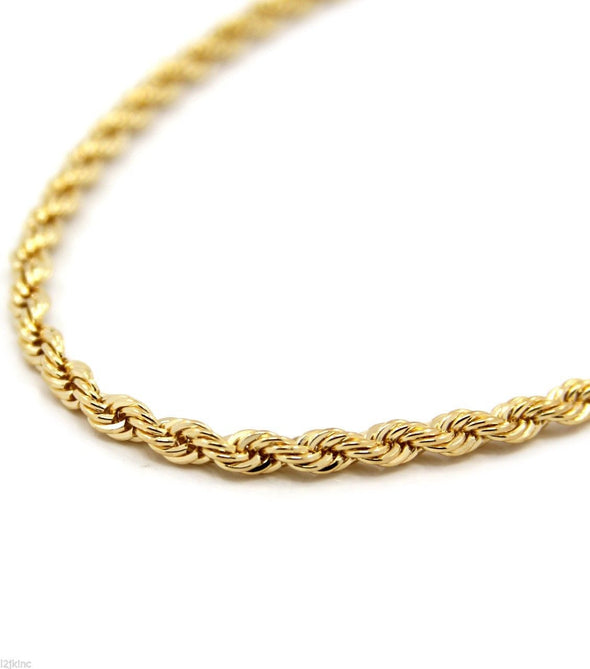 14K Gold Plated Chain - Gold Teeth - Gold Grillz - Rois D'or