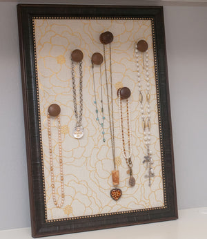 Magnetic Jewelry Board