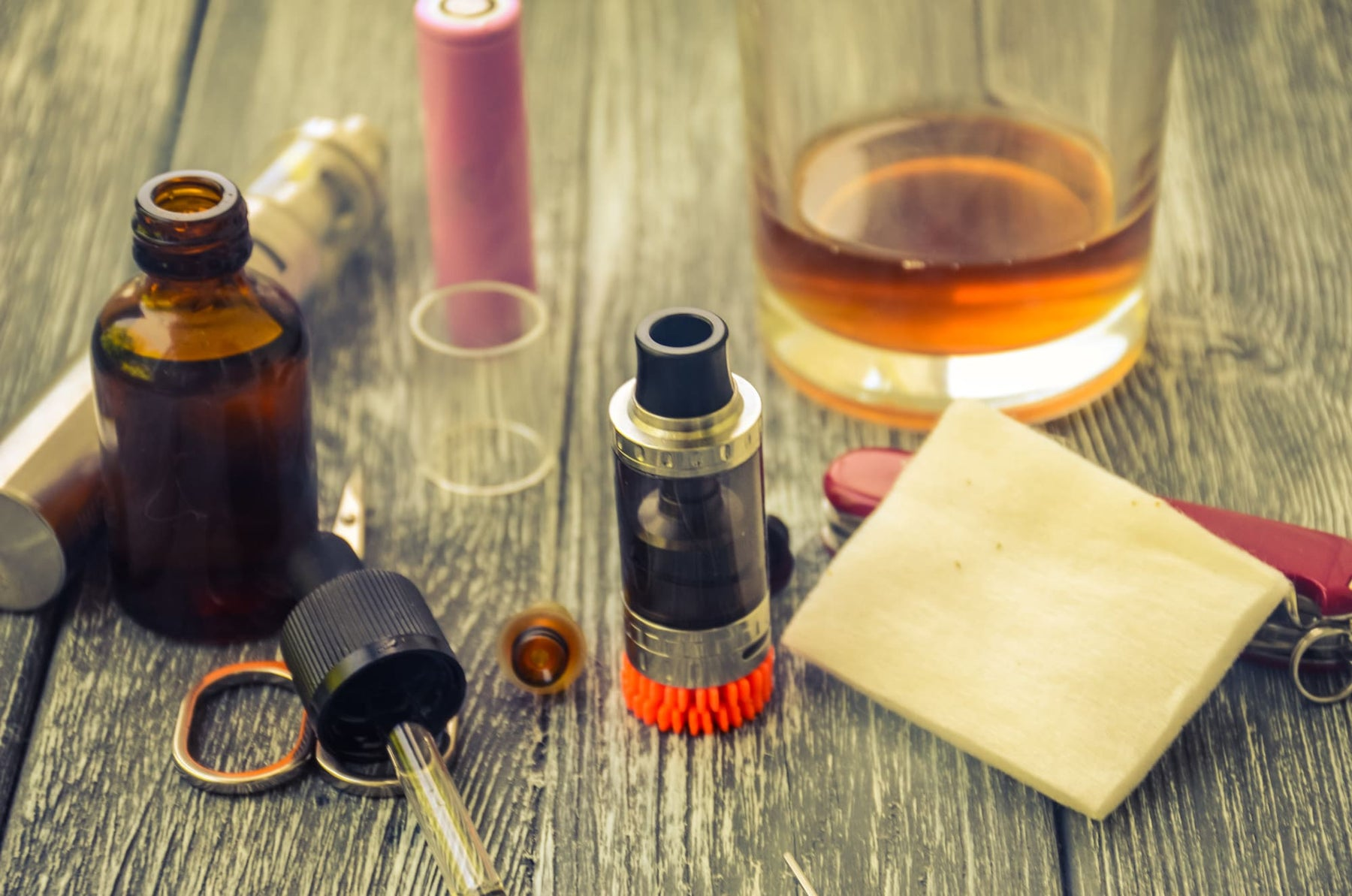 Everything You Need to Know About Nicotine Salts