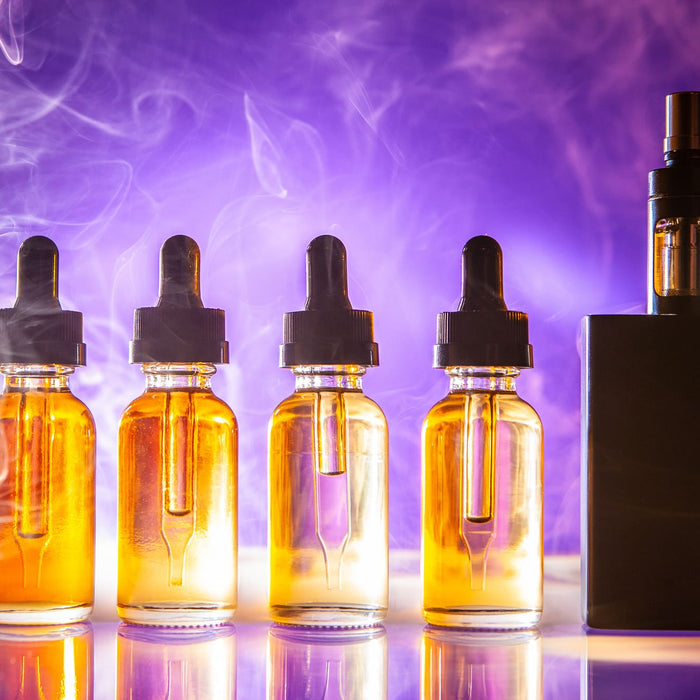 Nicotine Strength of Your Vape Juice