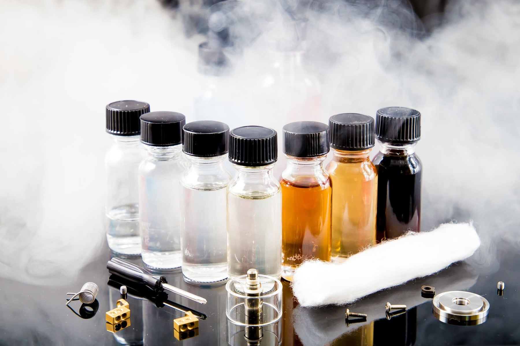 Mysteries Behind Vape Oil Ingredients