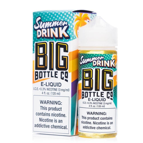 Big Bottle Co. Summer Drink Ejuice - UltimateVapeDeals.com