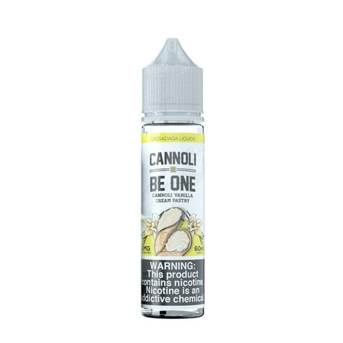 Cassadaga Liquids Cannoli Be One Ejuice | UVD