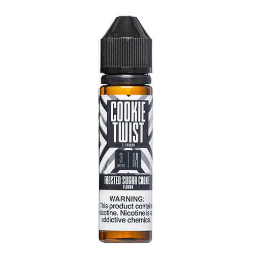 Cookie Twist Frosted Sugar Cookie 60ml Ejuice-UVD