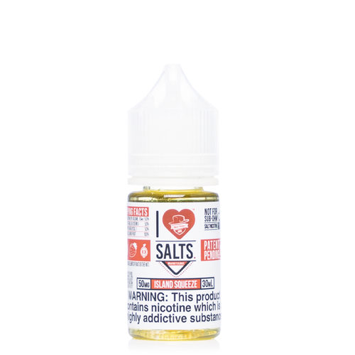 I Love Salts Island Squeeze Ejuice-UVD