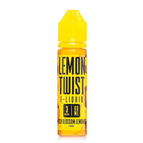 Lemon Twist Peach Blossom 60ml Eliquid-UVD