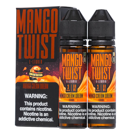Mango Twist Mango Cream Dream Ejuice-UVD