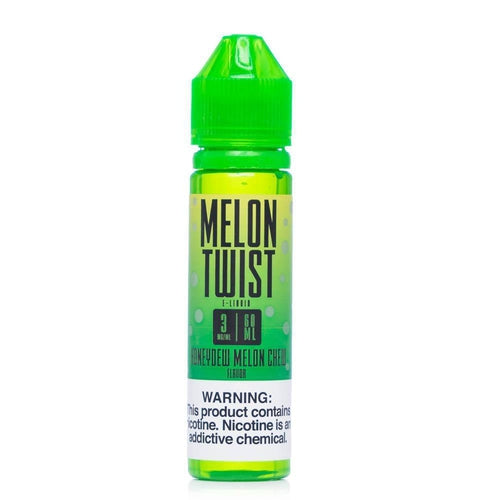 Melon Twist Eliquids Honeydew Melon Chew 60ml-UVD