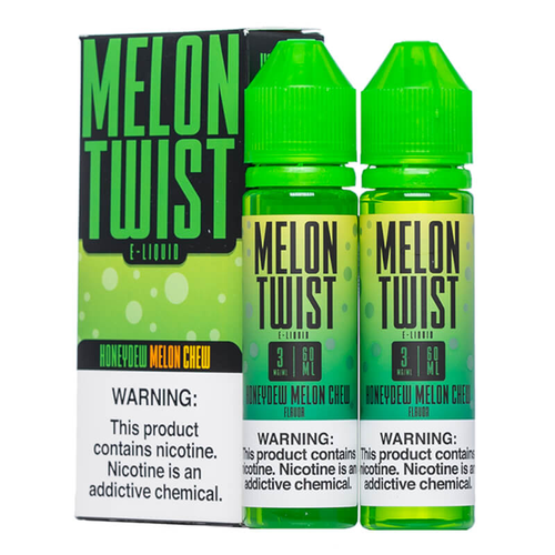 Melon Twist Eliquids Honeydew Melon Chew-UVD