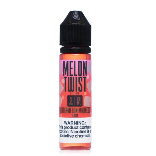Melon Twist Watermelon Madness 60ml Ejuice-UVD